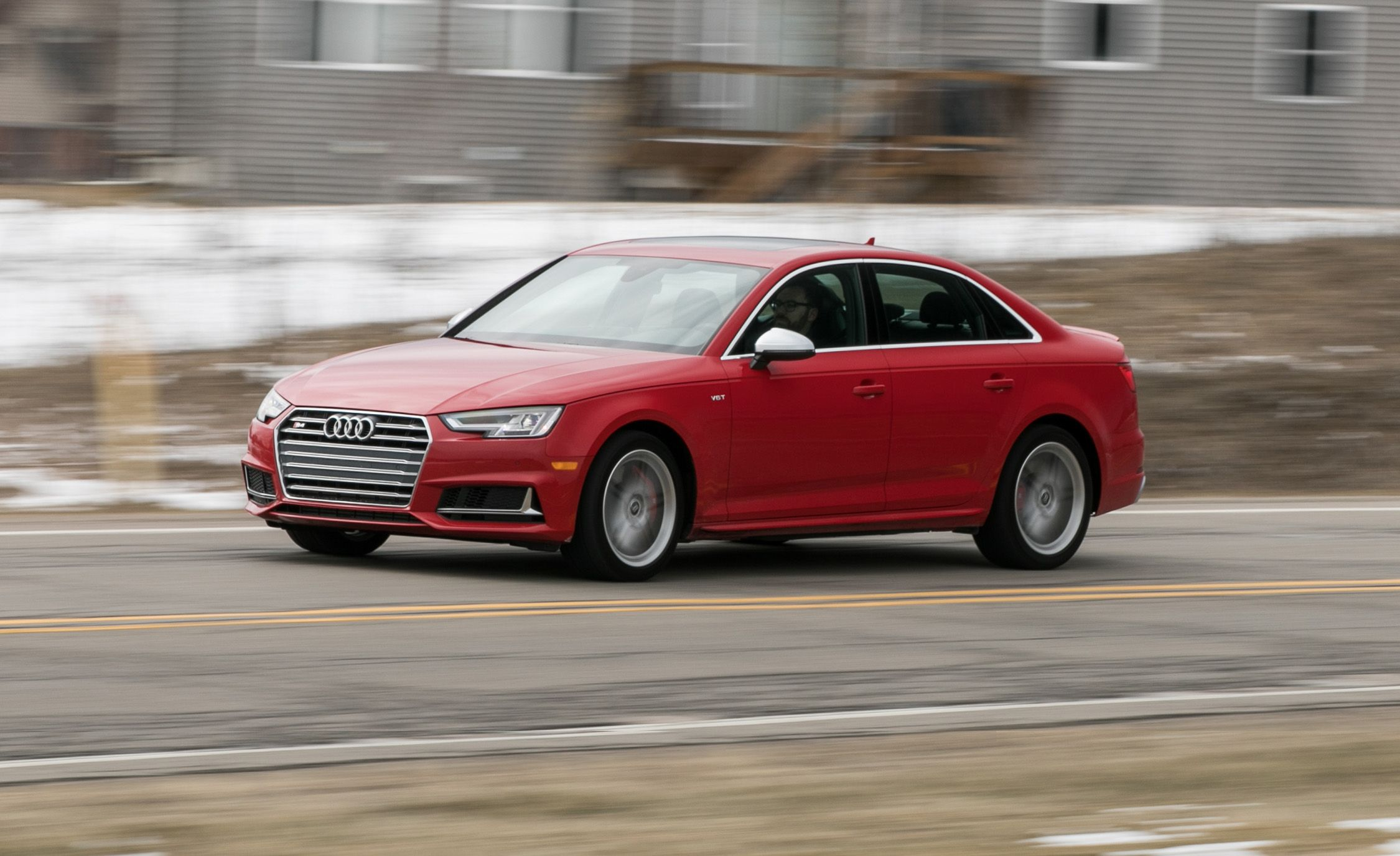Audi S InDepth Model Review Car And Driver - Audi s4 2018