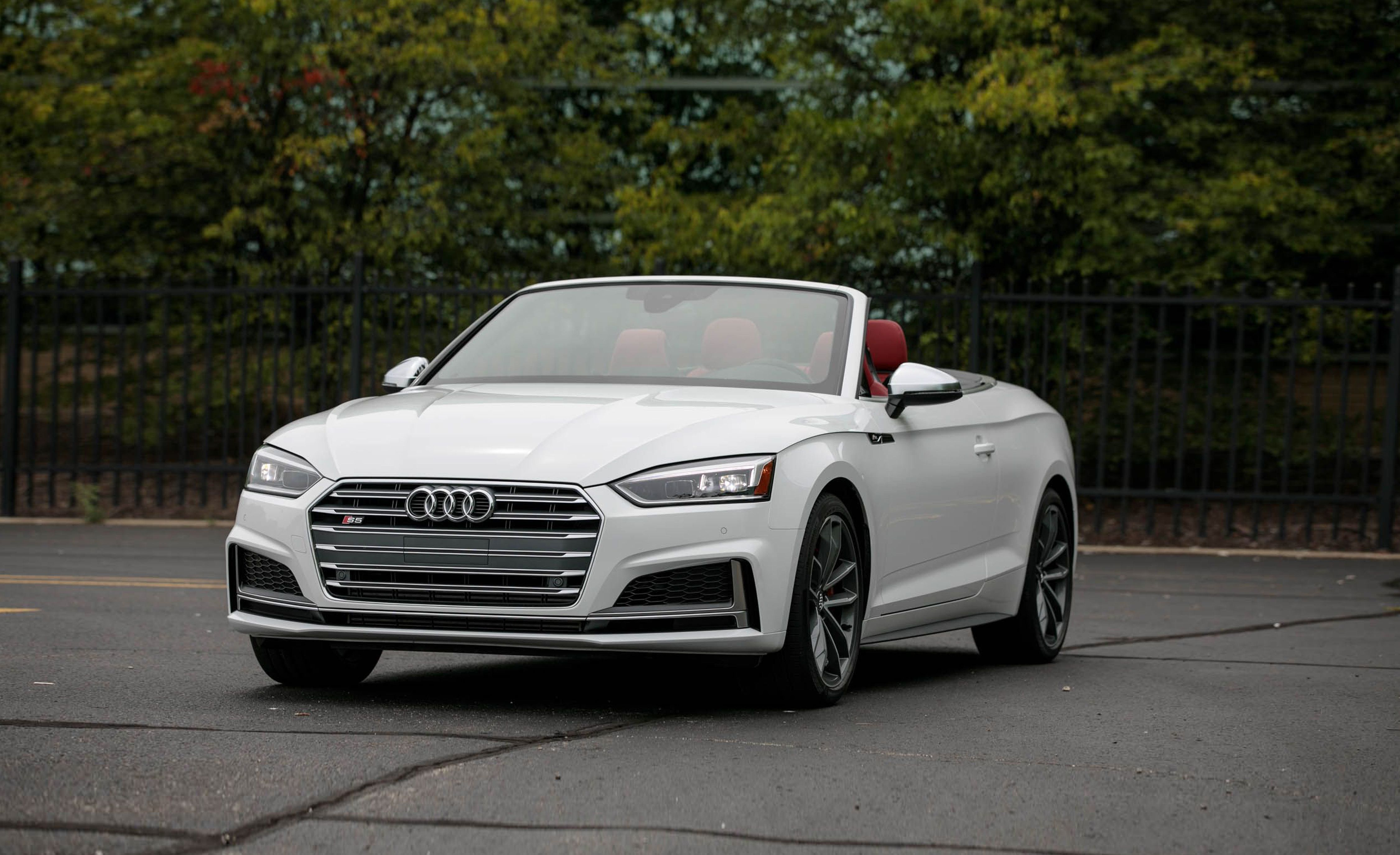 2019 Audi S5 Reviews | Audi S5 Price, Photos, and Specs ...