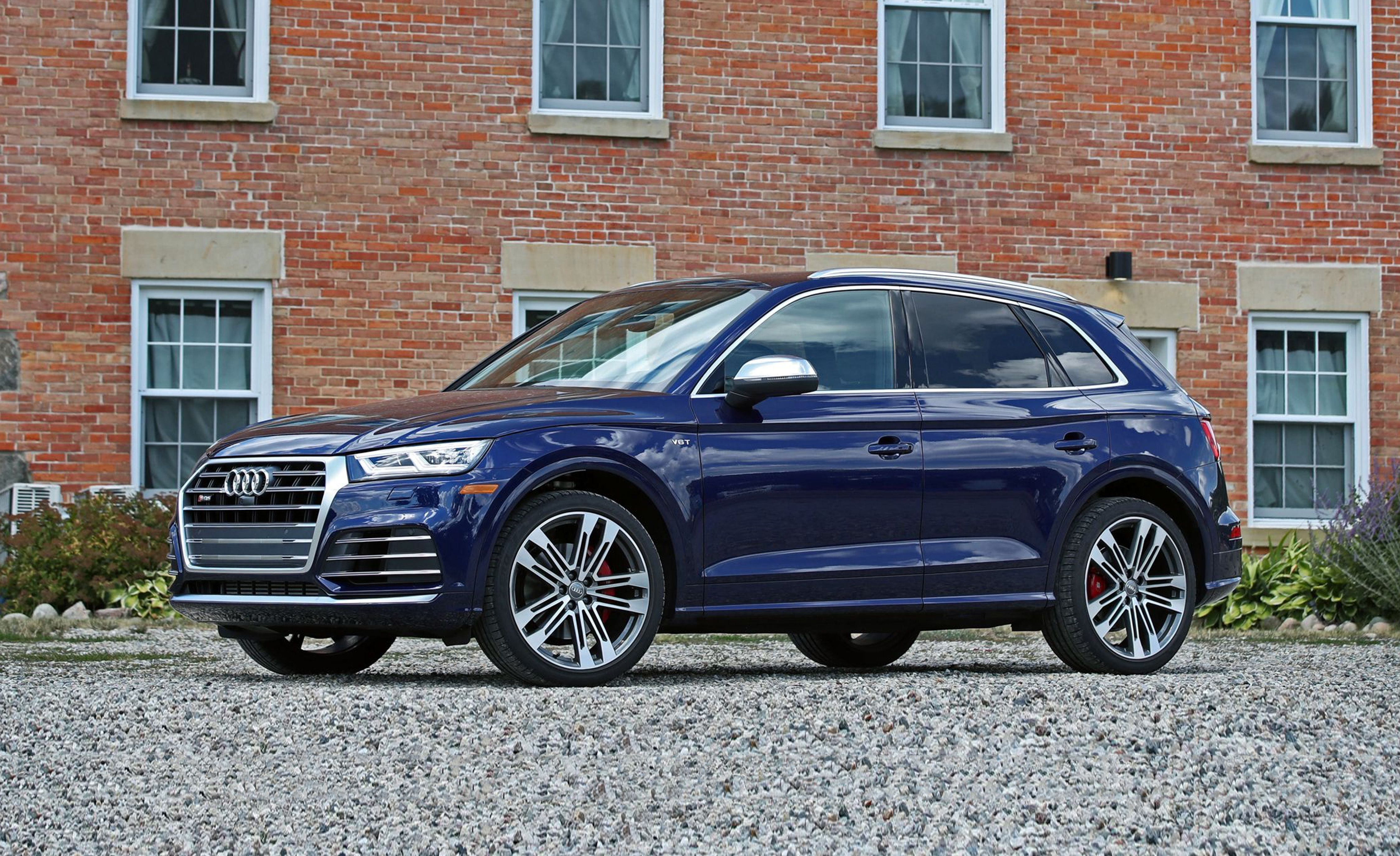 2019 Audi Sq5 Reviews Audi Sq5 Price Photos And Specs Car And