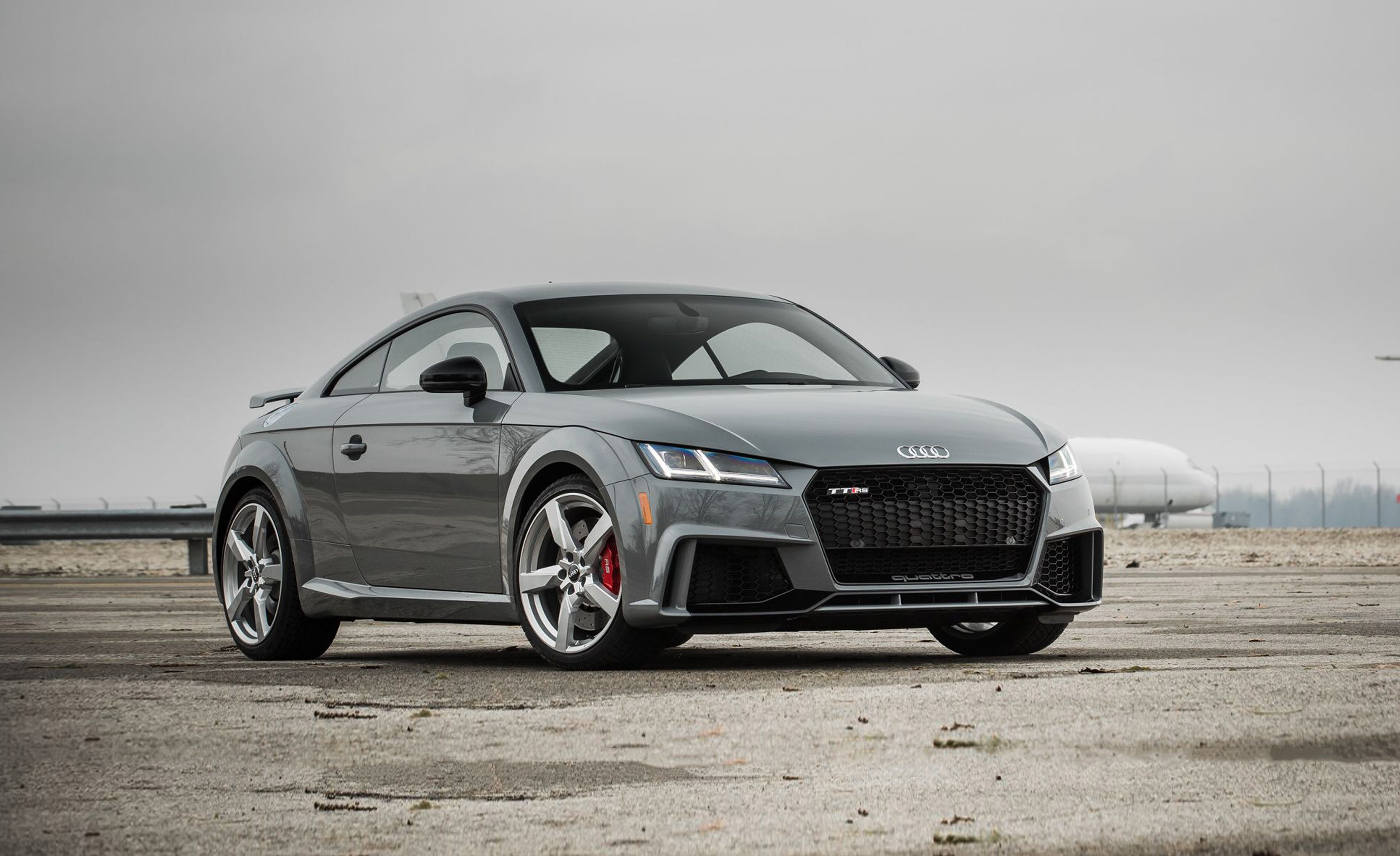 2019 Audi TT RS Reviews   Audi TT RS Price, Photos, and Specs   Car and Driver