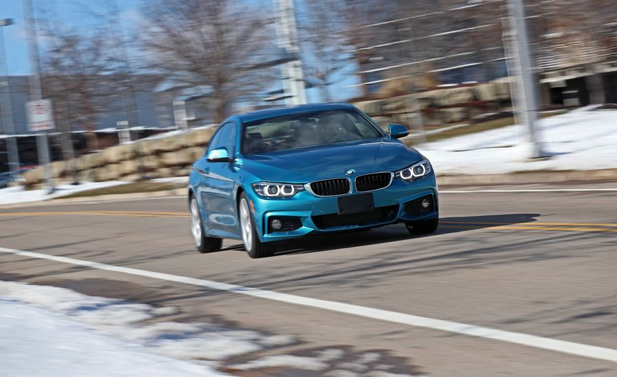 2018 BMW 430i Coupe Manual