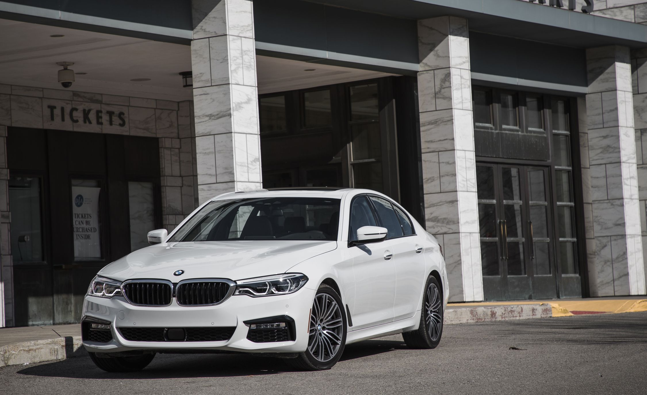 2018 Bmw 5 Series Warranty And Maintenance Coverage Review Car