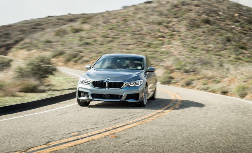 2018 BMW 640i xDrive Gran Turismo - Slide 3
