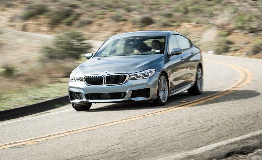 2018 BMW 640i xDrive Gran Turismo - Slide 4