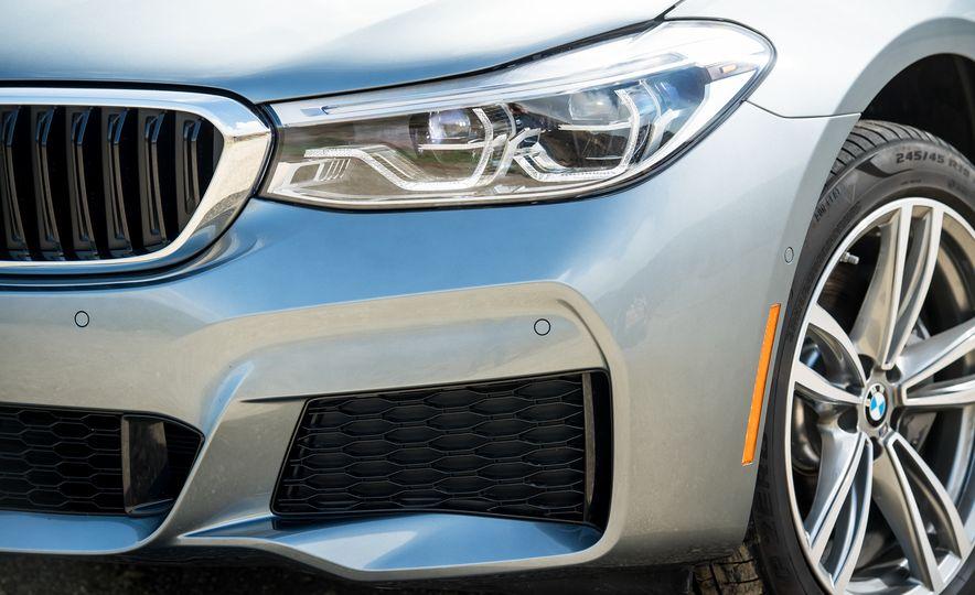 2018 BMW 640i xDrive Gran Turismo - Slide 15