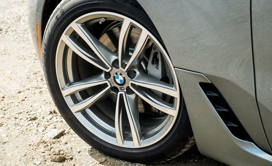 2018 BMW 640i xDrive Gran Turismo - Slide 21