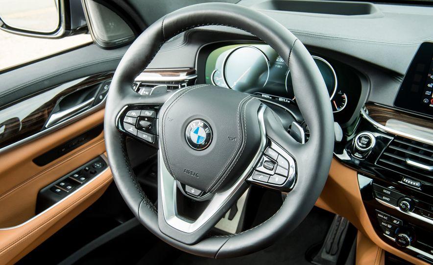 2018 BMW 640i xDrive Gran Turismo - Slide 26