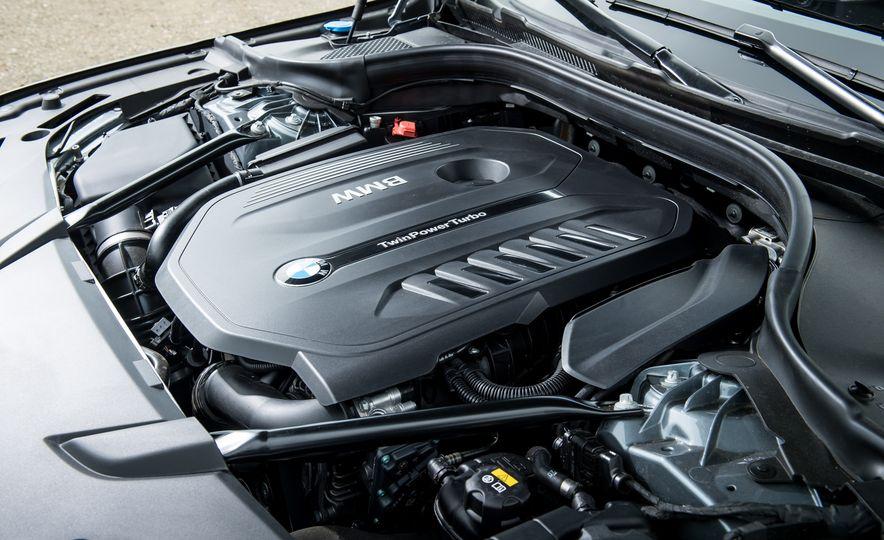 2018 BMW 640i xDrive Gran Turismo - Slide 39