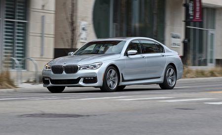 2018 BMW 750i RWD