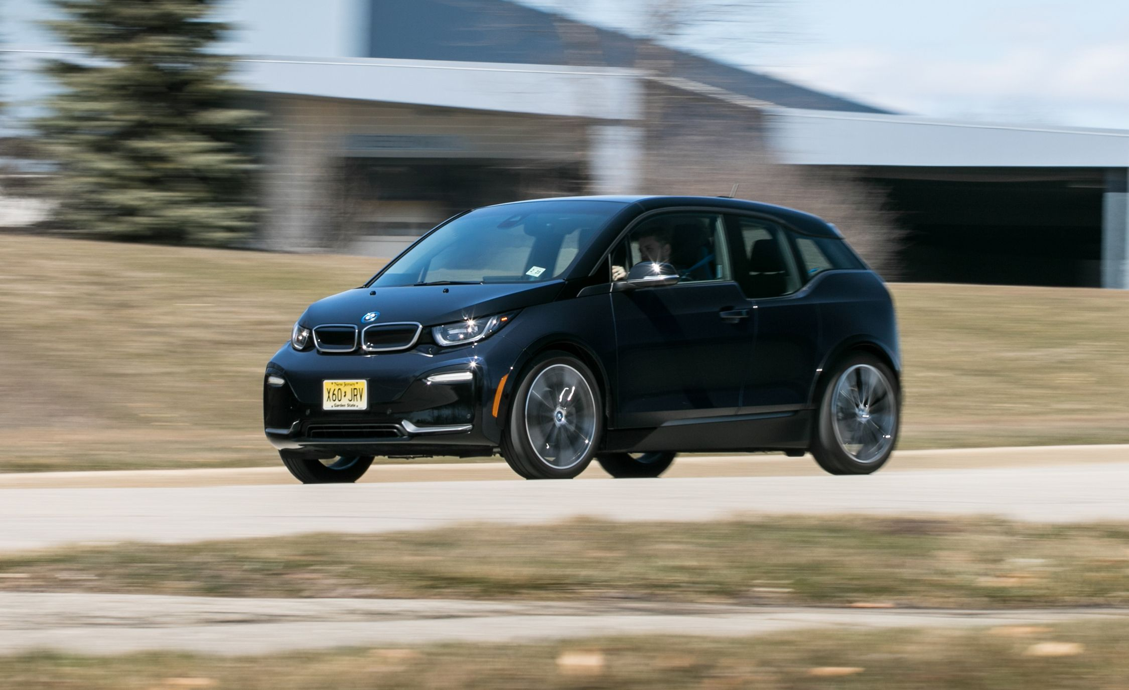 2018 Bmw I3 In Depth Model Review Car And Driver