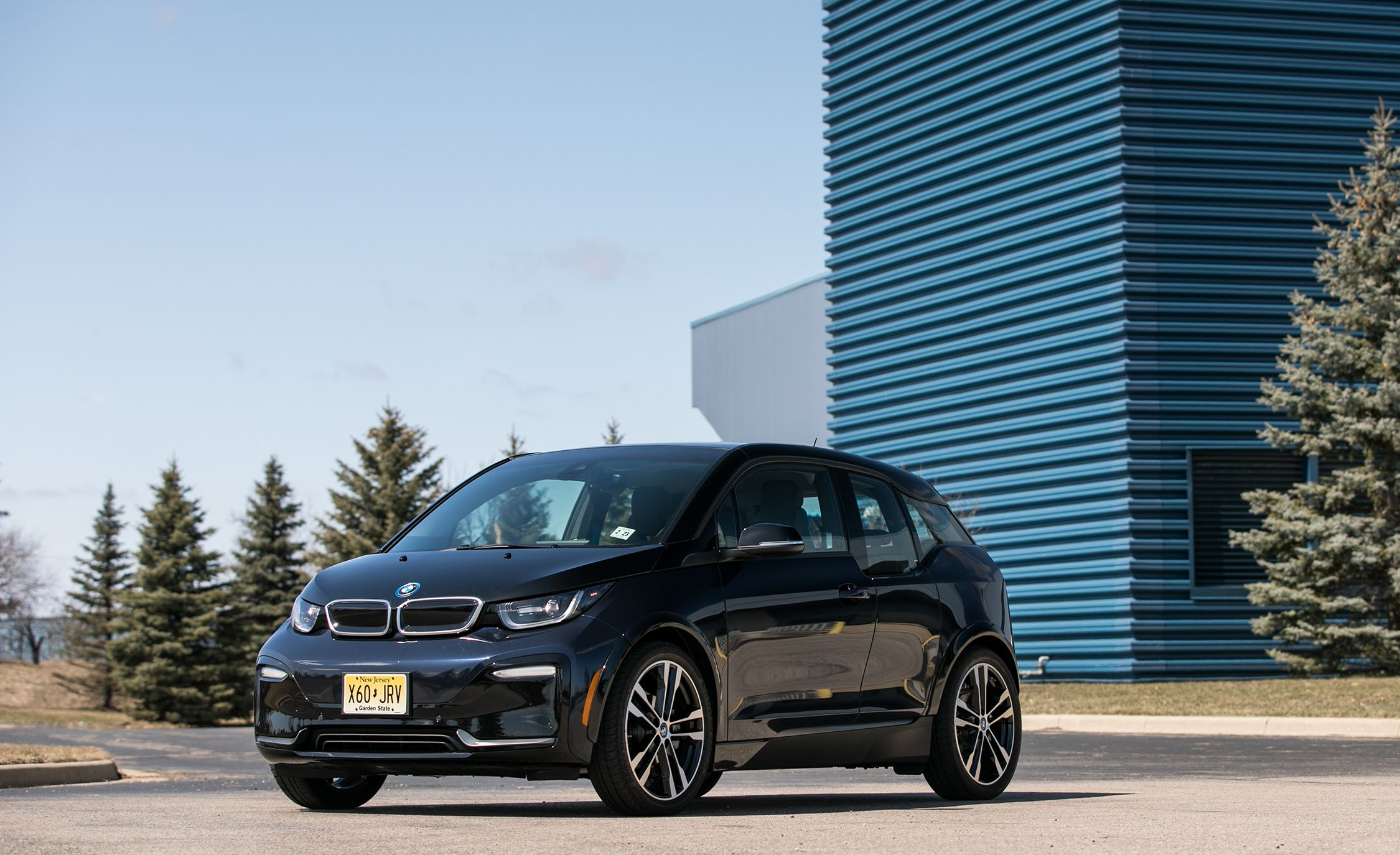 2018 Bmw I3 Idrive Audio And Infotainment Review Car Driver Vehicle Electrical System Control Units Location