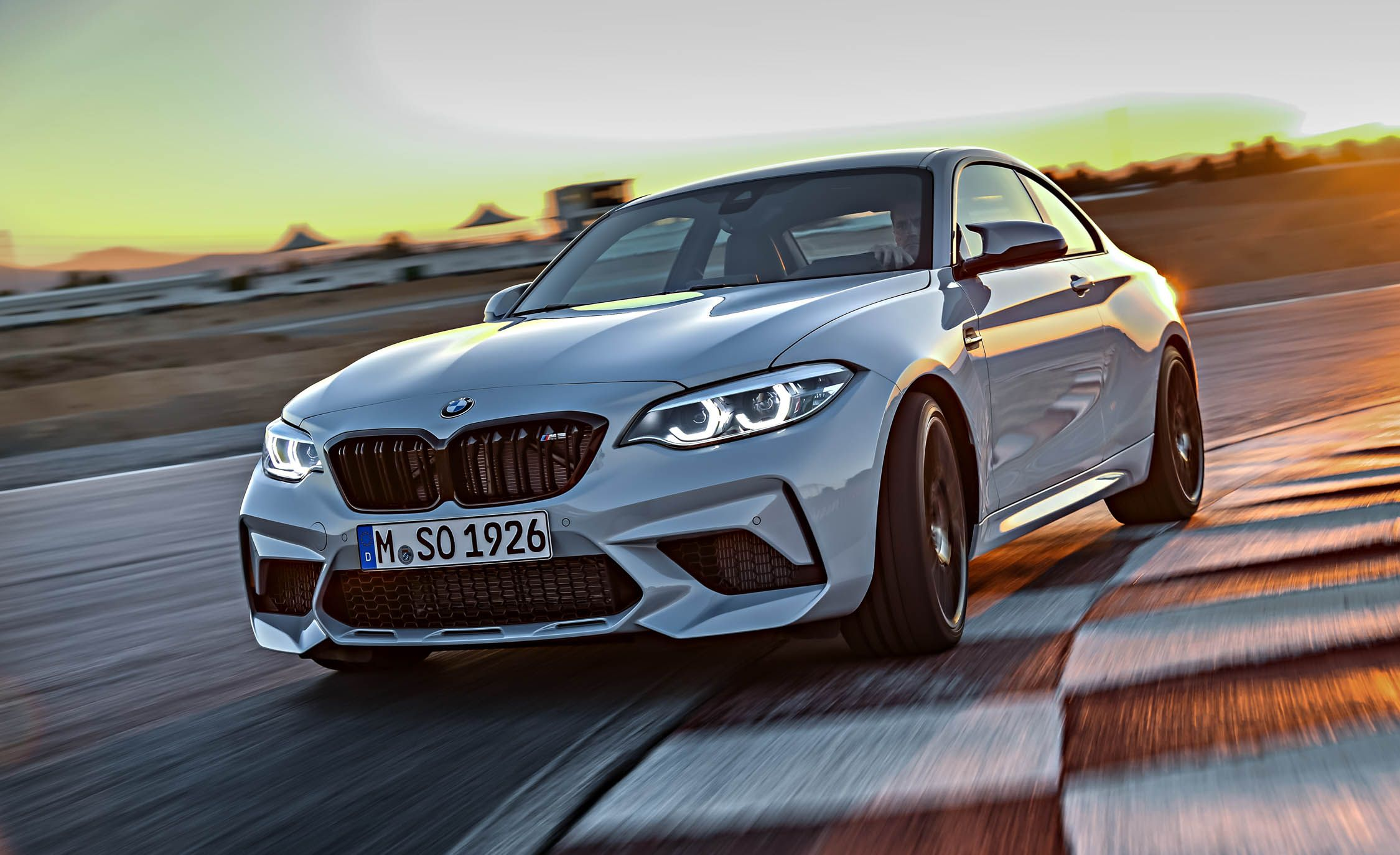 Contrast and Compare: 2019 BMW M2 Competition Priced