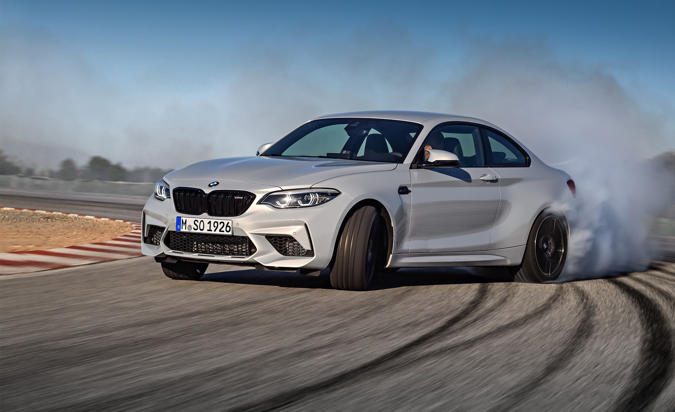 2019 BMW M2 Competition Revealed: Faster, Stiffer—Cleaner ...