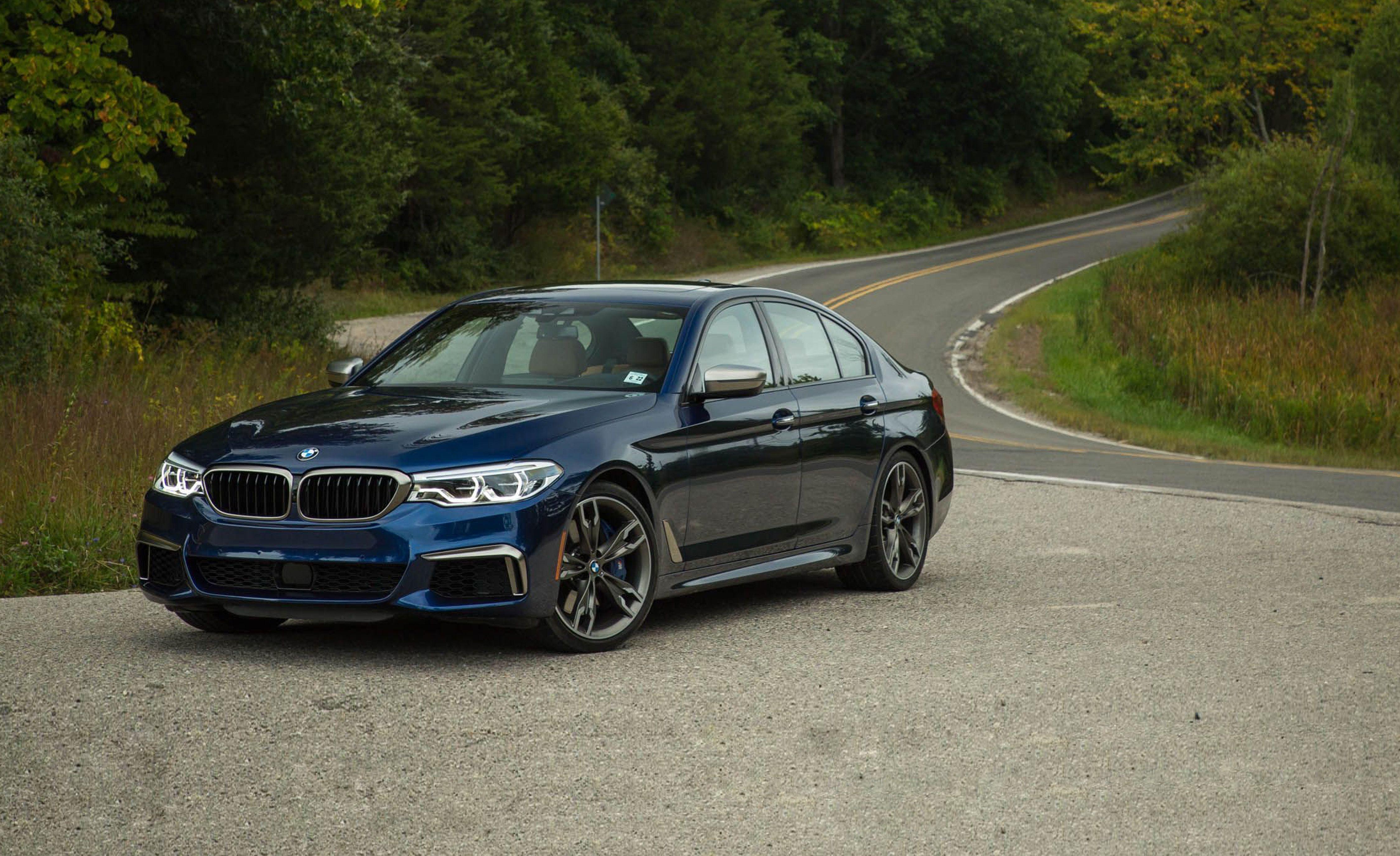 2019 BMW 5-series Reviews | BMW 5-series Price, Photos ...