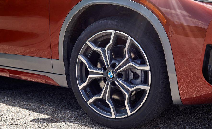 2019 Volvo XC40 T5 AWD, 2018 BMW X2 xDrive28i, and 2018 Jaguar E-Pace P250 AWD - Slide 5