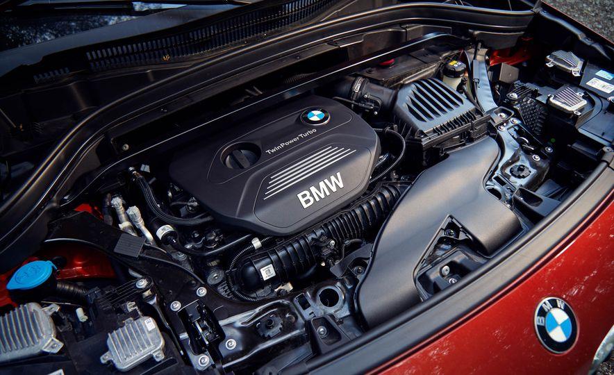 2019 Volvo XC40 T5 AWD, 2018 BMW X2 xDrive28i, and 2018 Jaguar E-Pace P250 AWD - Slide 9
