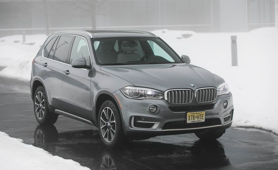 2018 bmw x5 idrive audio and infotainment review car and driver. Black Bedroom Furniture Sets. Home Design Ideas