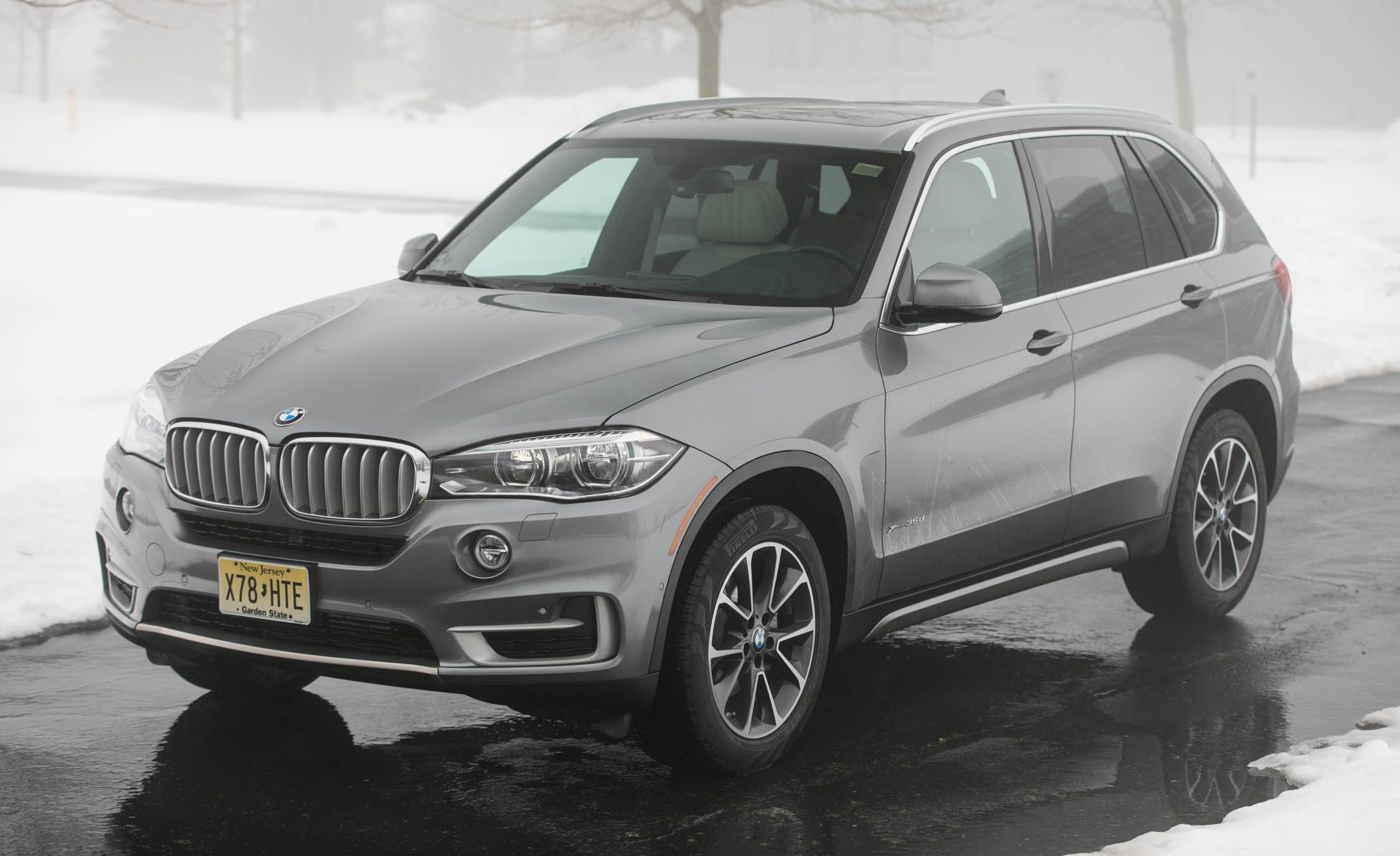 2018 bmw x5 exterior design and dimensions review car and driver. Black Bedroom Furniture Sets. Home Design Ideas