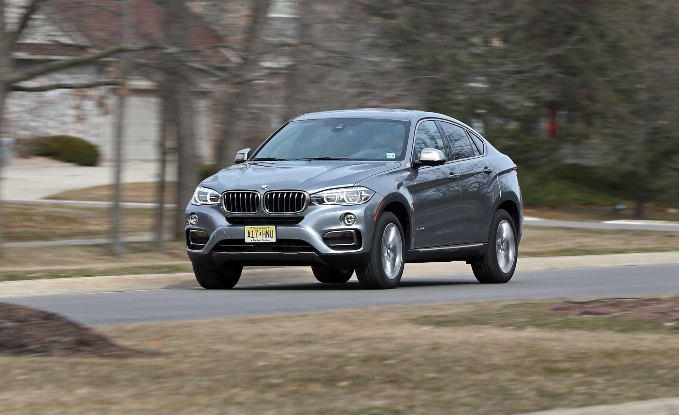 2018 Bmw X6 In Depth Model Review Car And Driver