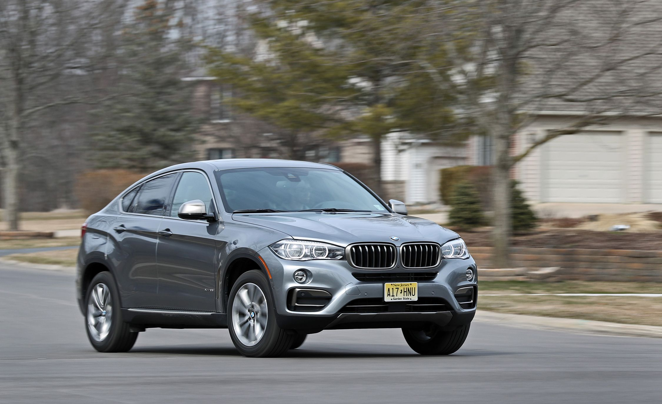 2018 Bmw X6 Engine And Transmission Review Car And Driver