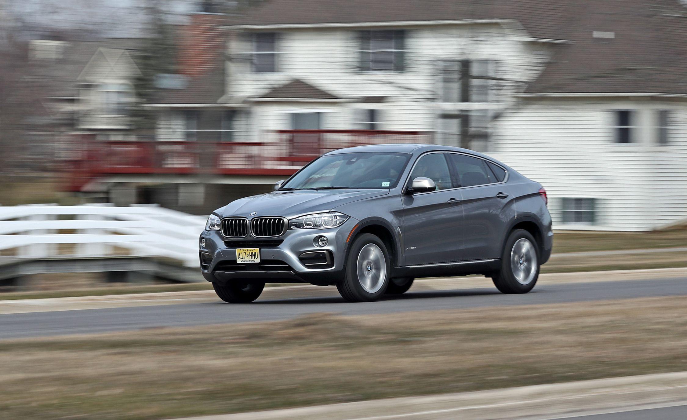 BMW X6 Reviews BMW X6 Price s and Specs