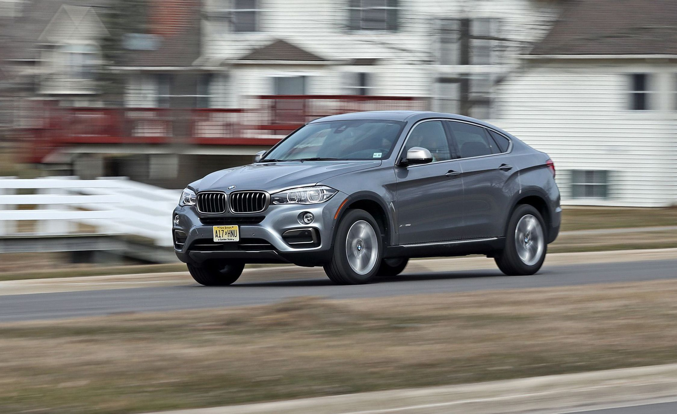 2018 Bmw X6 Xdrive35i Instrumented Test Review Car And Driver
