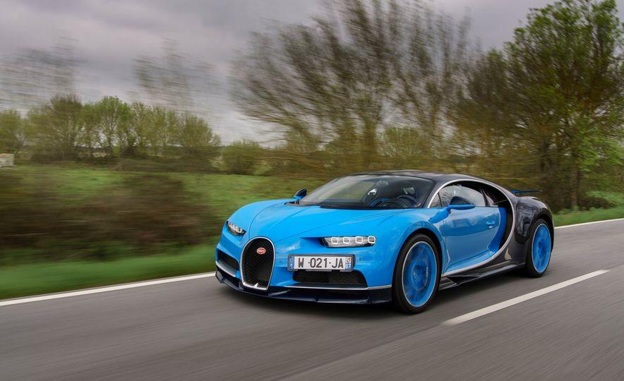 Bugatti Chiron Divo - Slide 6