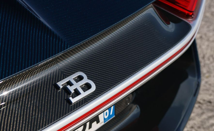 Bugatti Chiron Divo - Slide 27