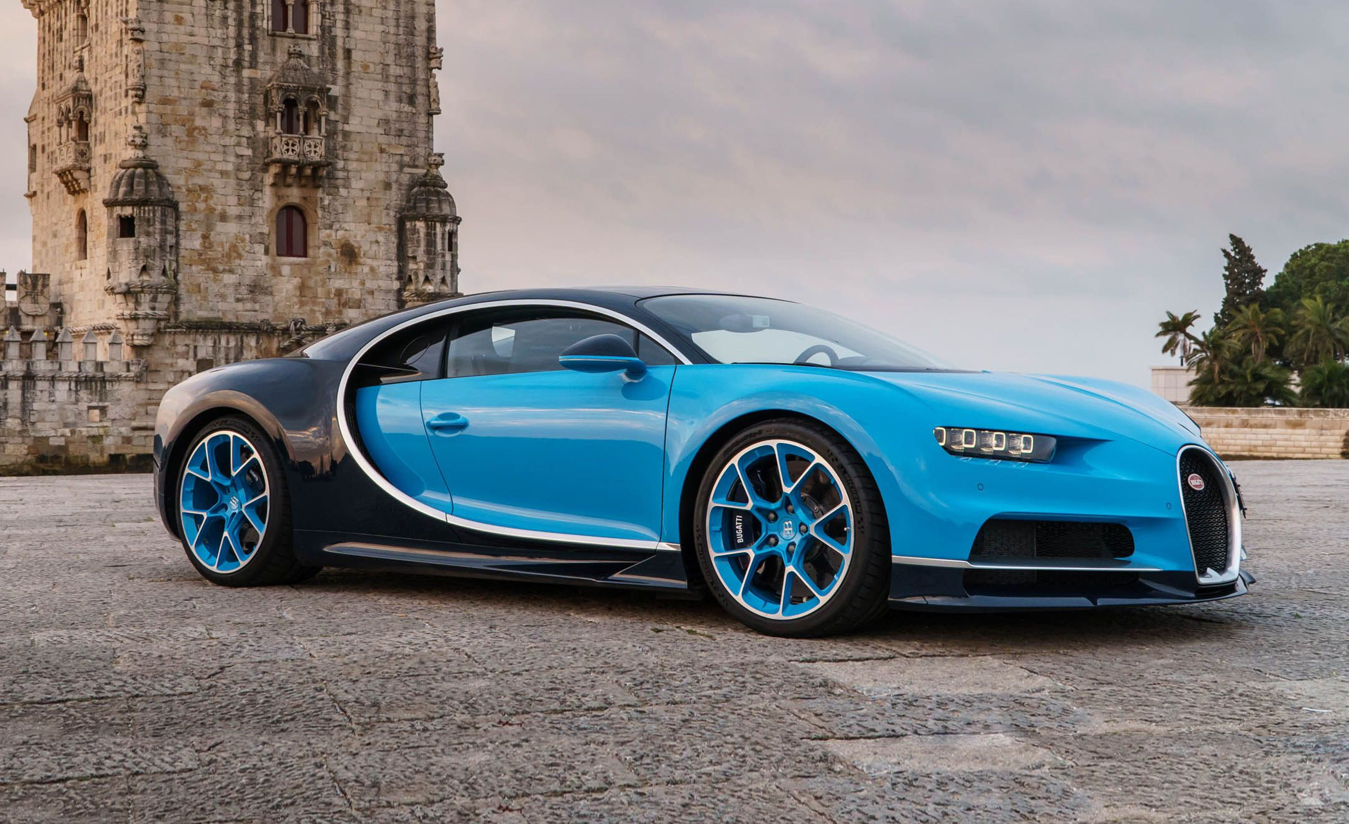 2019 Bugatti Chiron Reviews Price Photos And Specs Car Driver