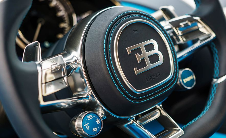 Bugatti Chiron Divo - Slide 46
