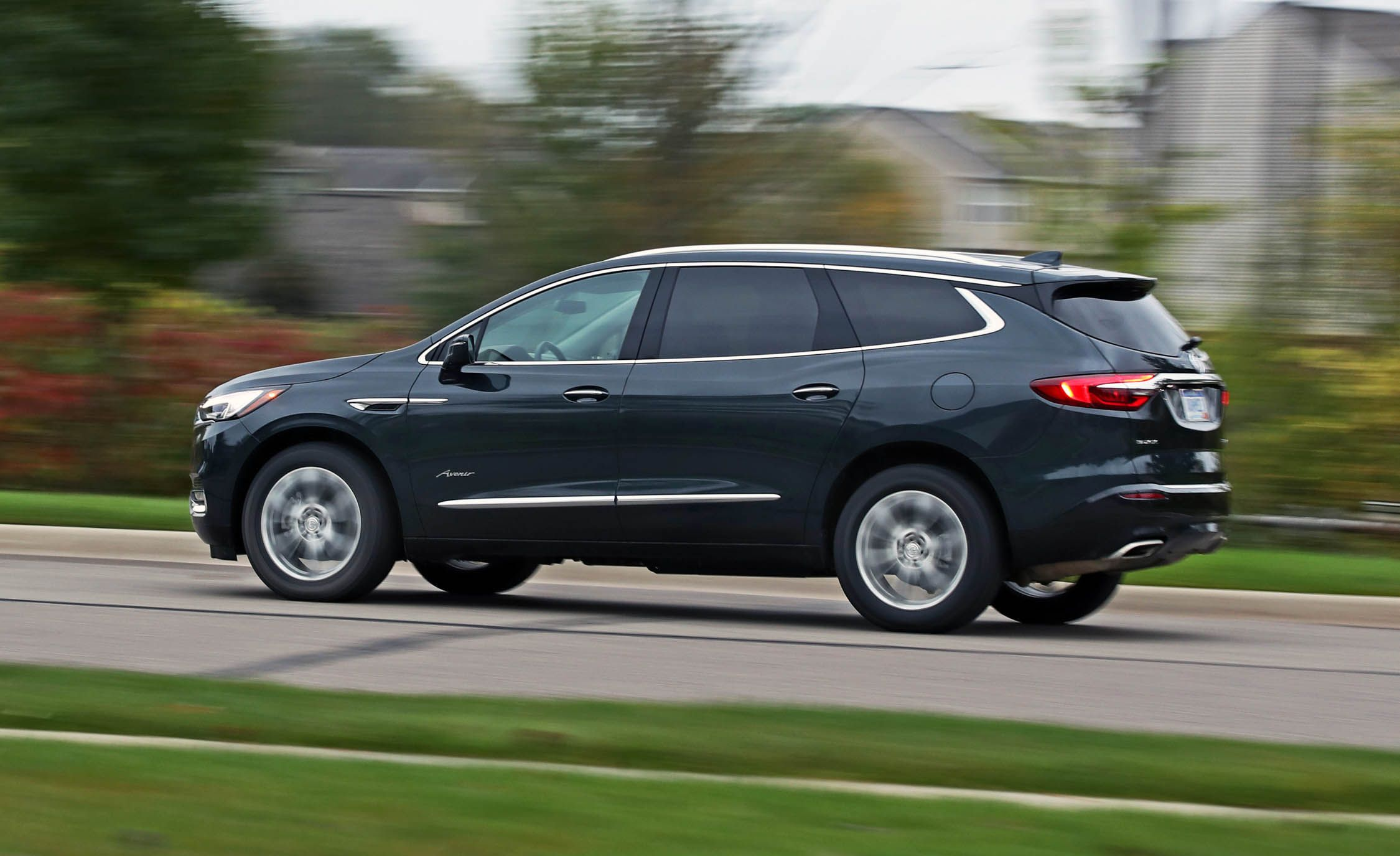 2018 Buick Enclave Fuel Economy And Driving Range Review Car Driver