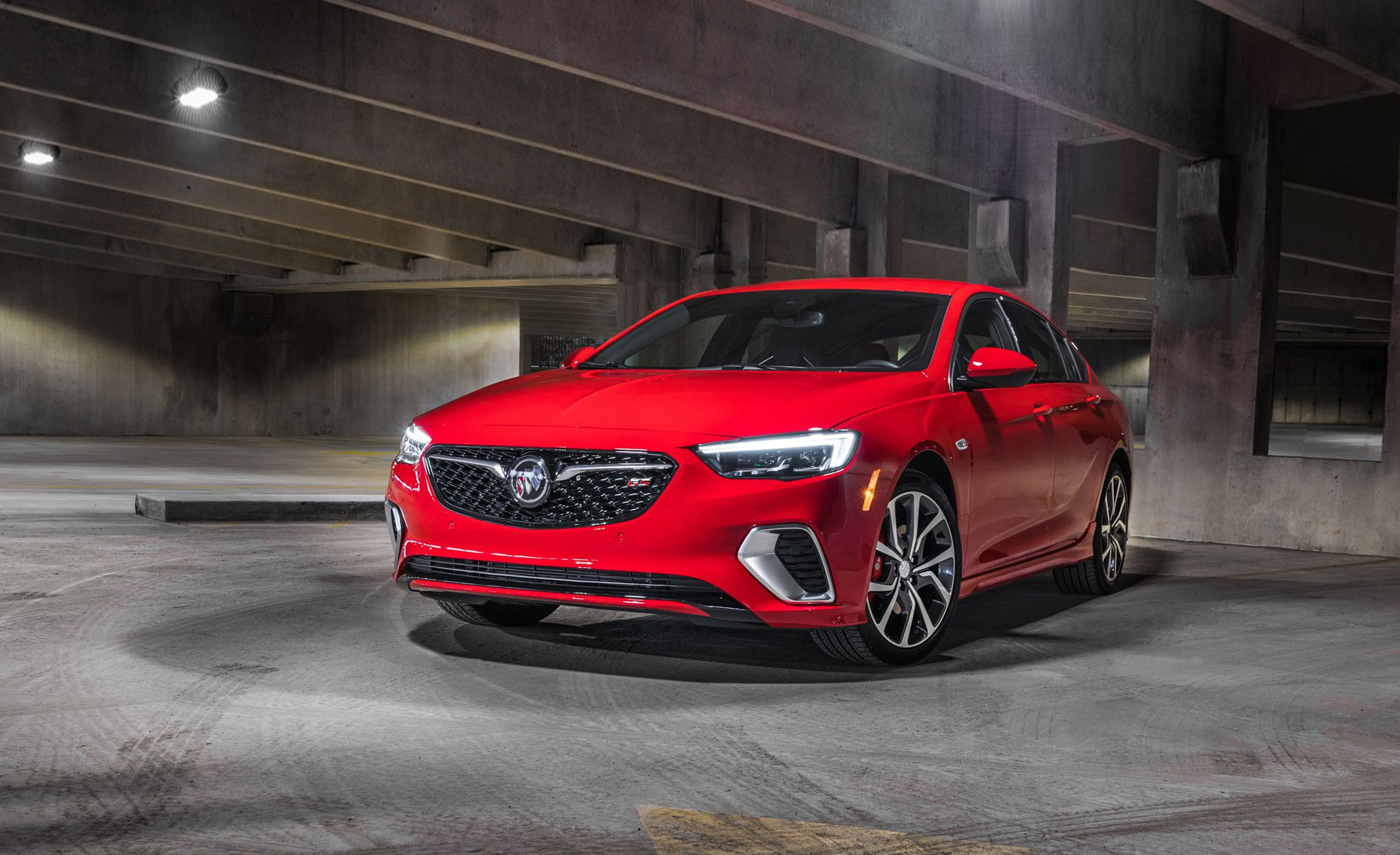 2019 Buick Regal Gs Reviews Price Photos And Specs Car Driver