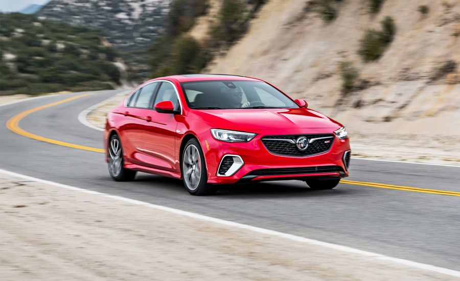 2018 Buick Regal Gs Test Well Executed But Not Particularly Sporty