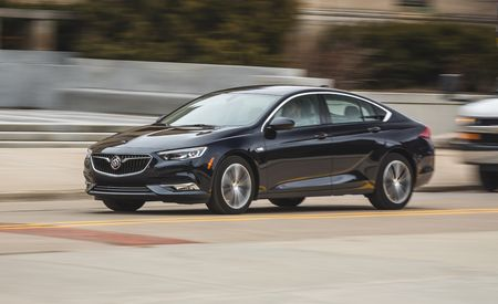 2018 Buick Regal Sportback / Regal GS