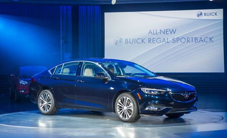 2018 Buick Regal Sportback: Bye Bye, Sedan; Hello, Hatchback