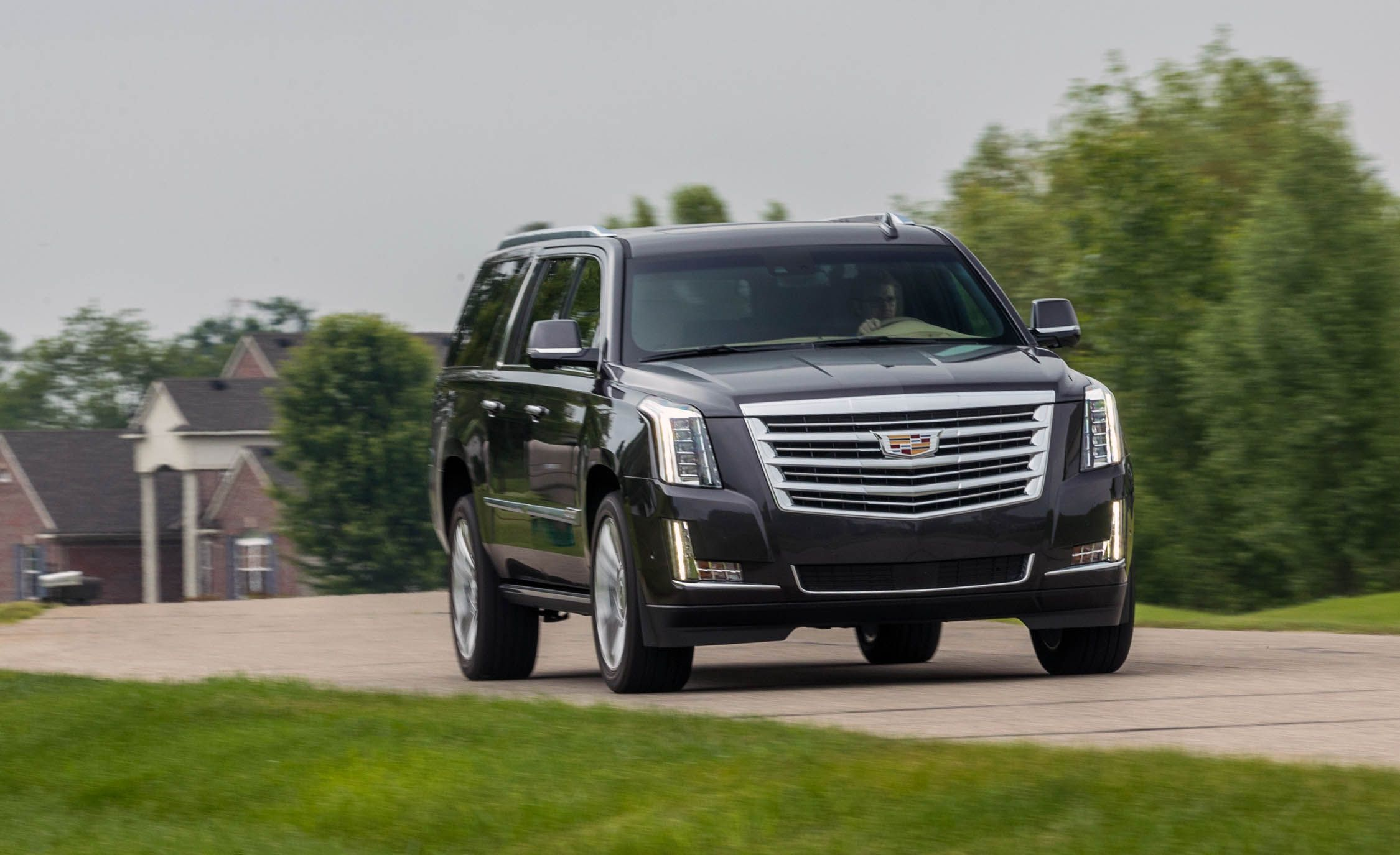2018 Cadillac Escalade | Performance and Driving ...