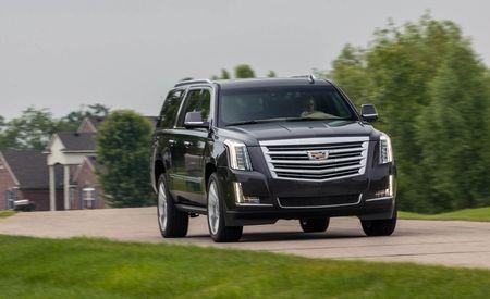 2019 Cadillac Escalade / Escalade ESV Reviews | Cadillac ...