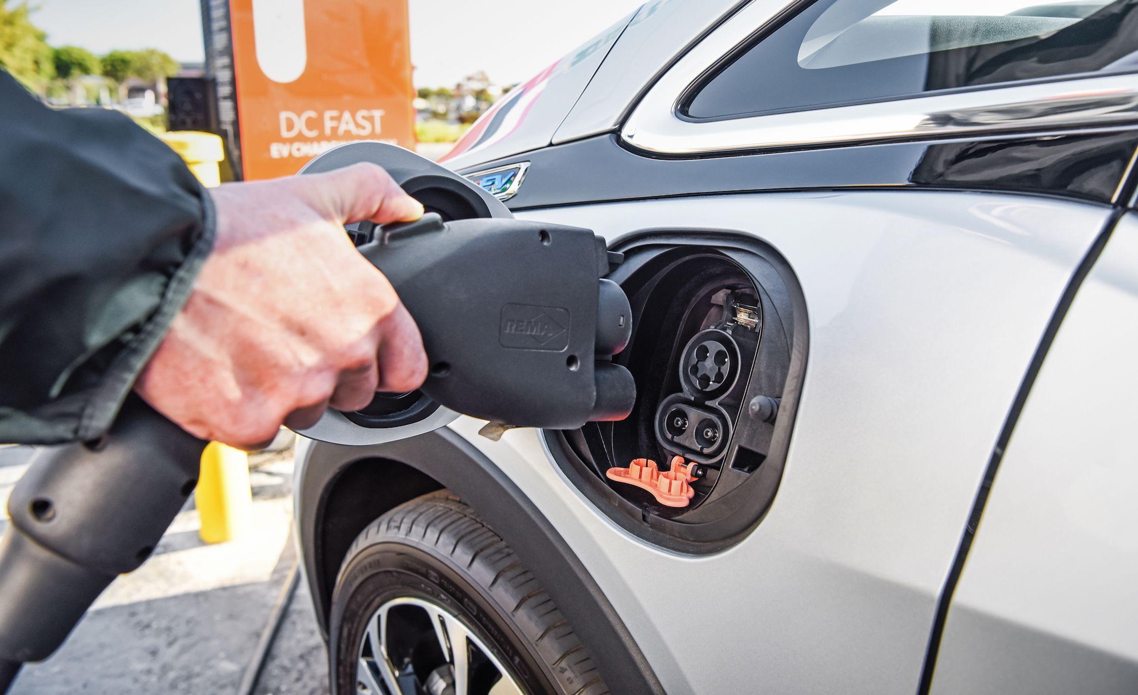 Tesla rapid charge