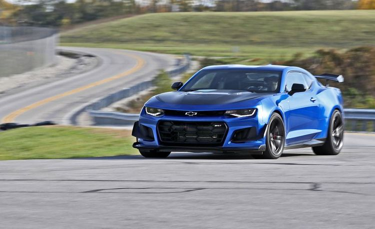 2018 Chevrolet Camaro ZL1 – In-Depth Review