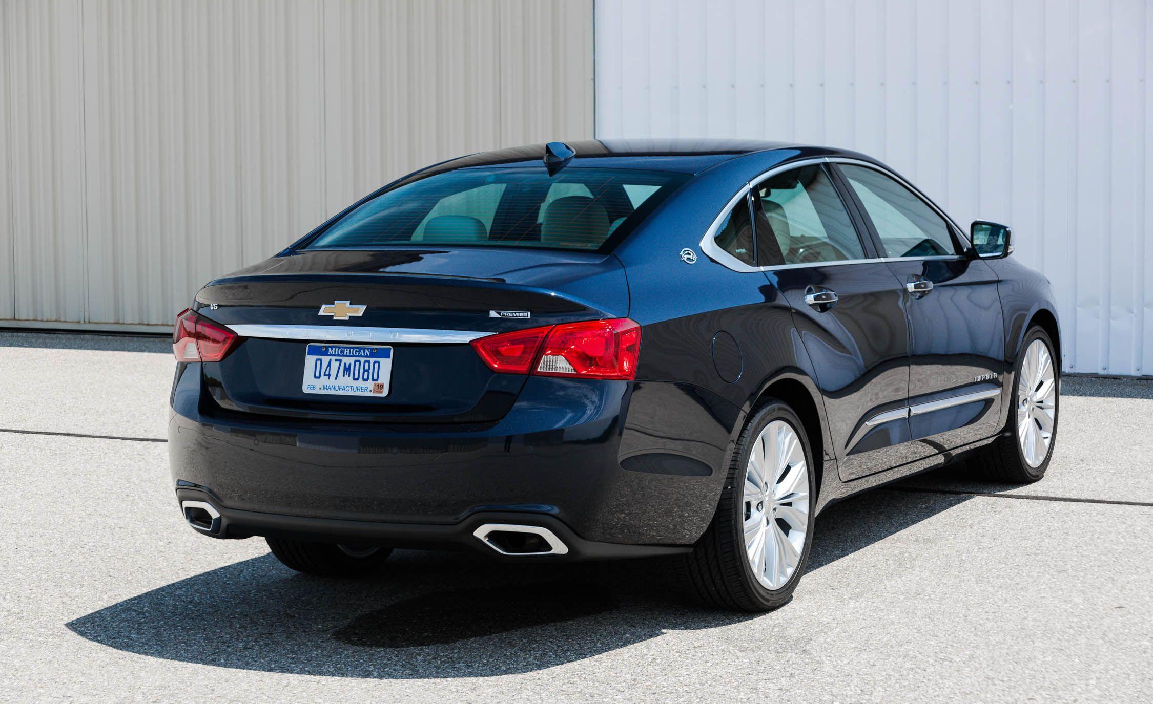 898f4cda4964 2019 Chevrolet Impala Reviews
