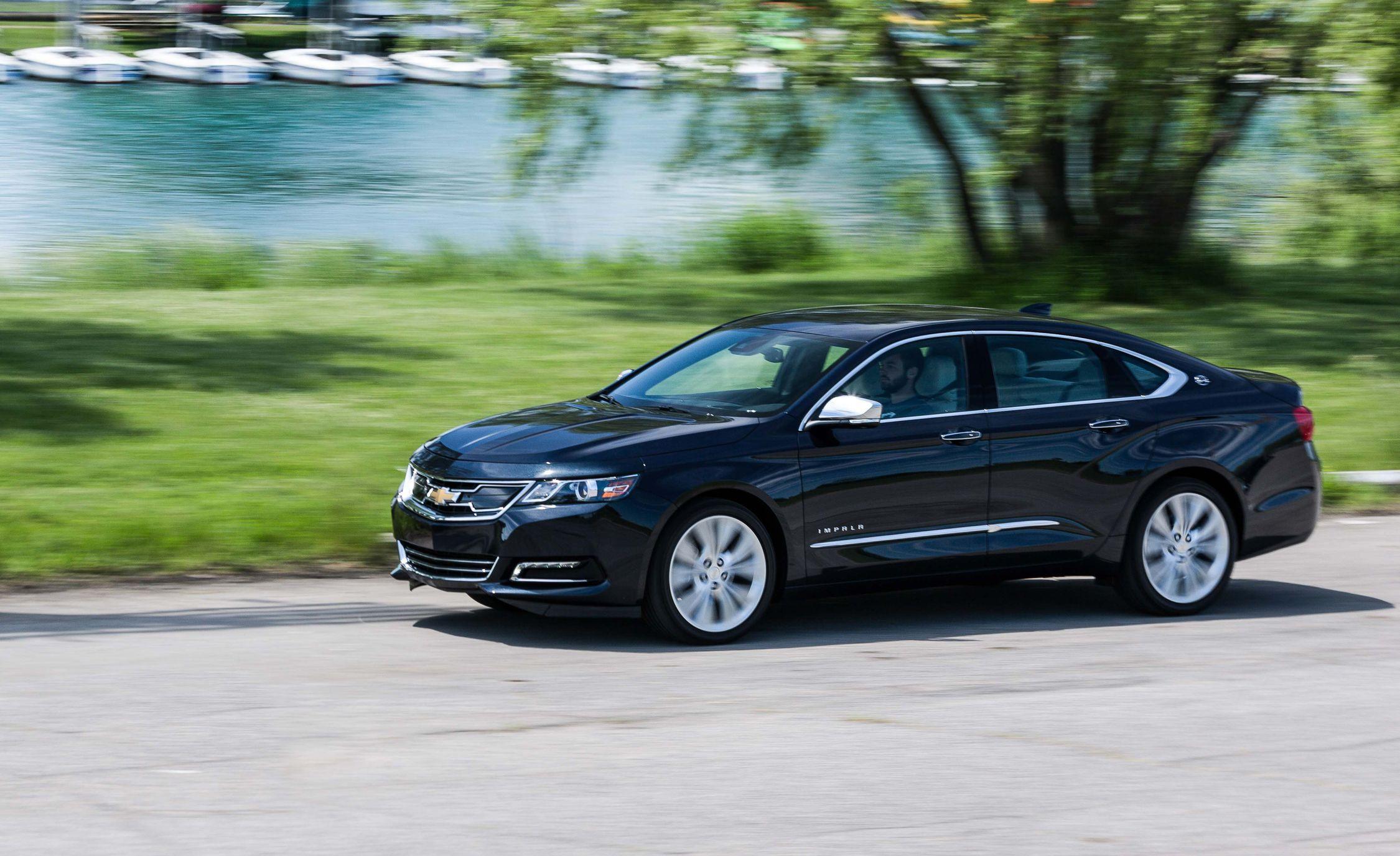 2019 Chevrolet Impala Reviews | Chevrolet Impala Price, Photos, and Specs |  Car and Driver