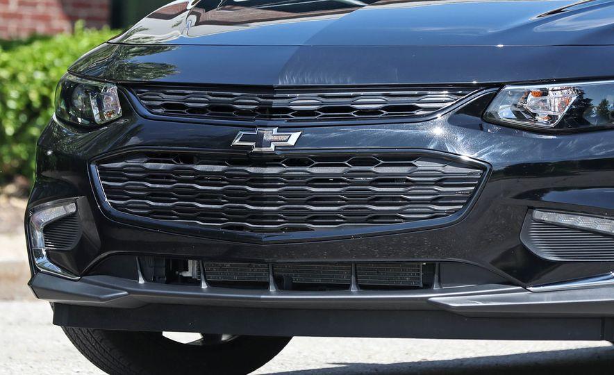 2018 Chevrolet Malibu 1.5T - Slide 18
