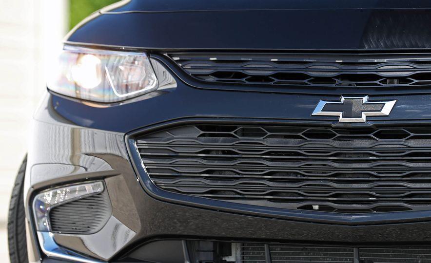 2018 Chevrolet Malibu 1.5T - Slide 19