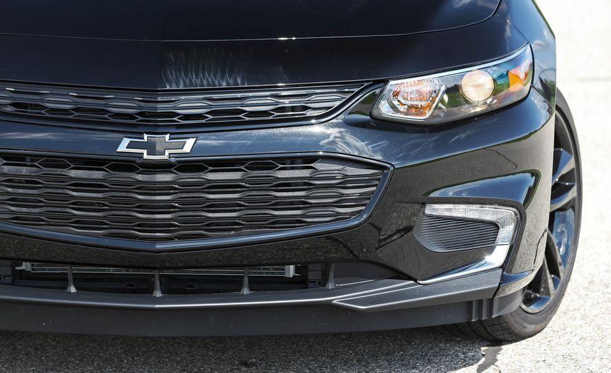 2018 Chevrolet Malibu 1.5T - Slide 20