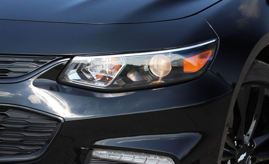 2018 Chevrolet Malibu 1.5T - Slide 21