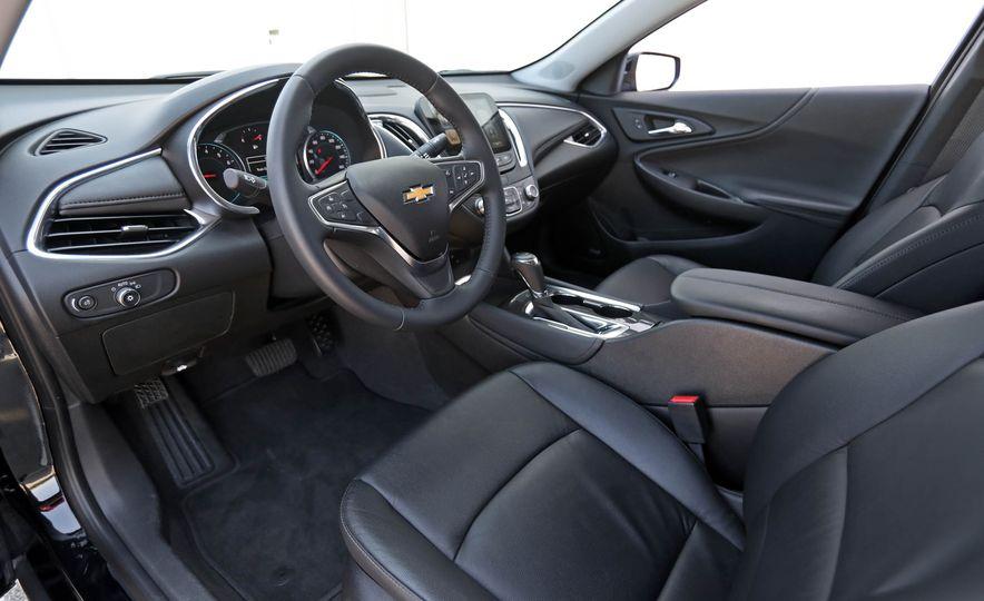 2018 Chevrolet Malibu 1.5T - Slide 31