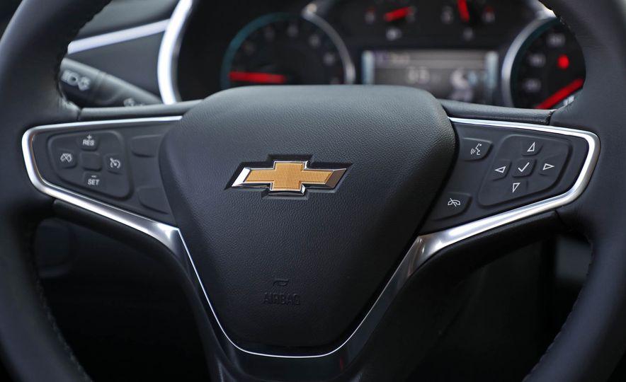 2018 Chevrolet Malibu 1.5T - Slide 36