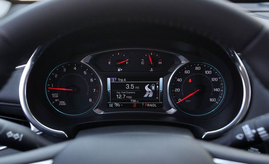 2018 Chevrolet Malibu 1.5T - Slide 38