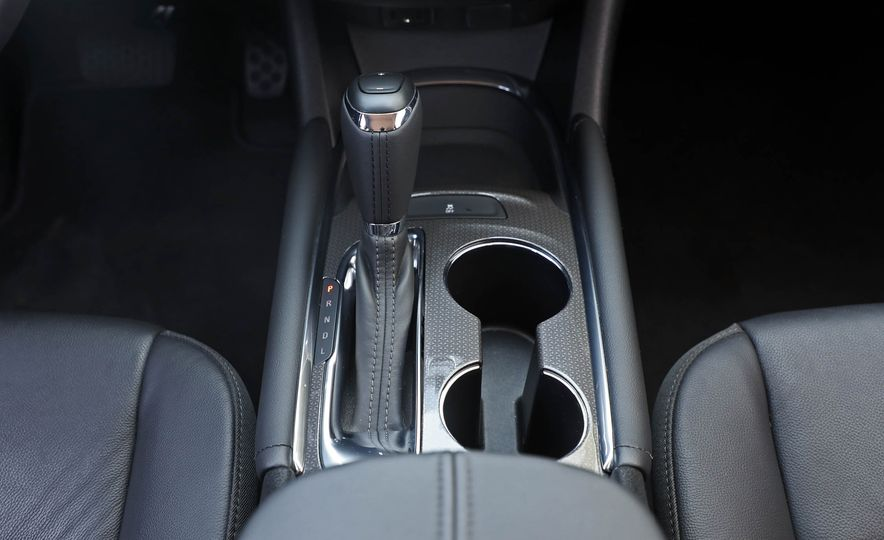 2018 Chevrolet Malibu 1.5T - Slide 46