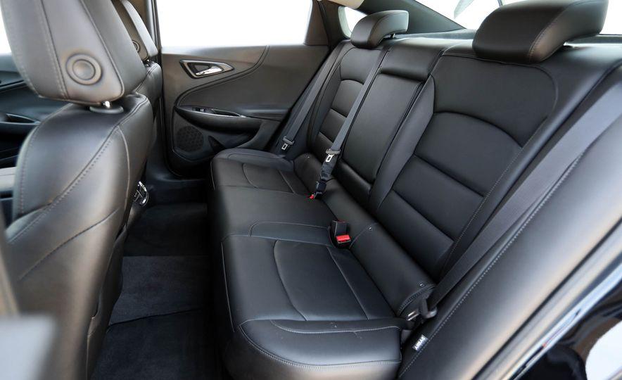 2018 Chevrolet Malibu 1.5T - Slide 62